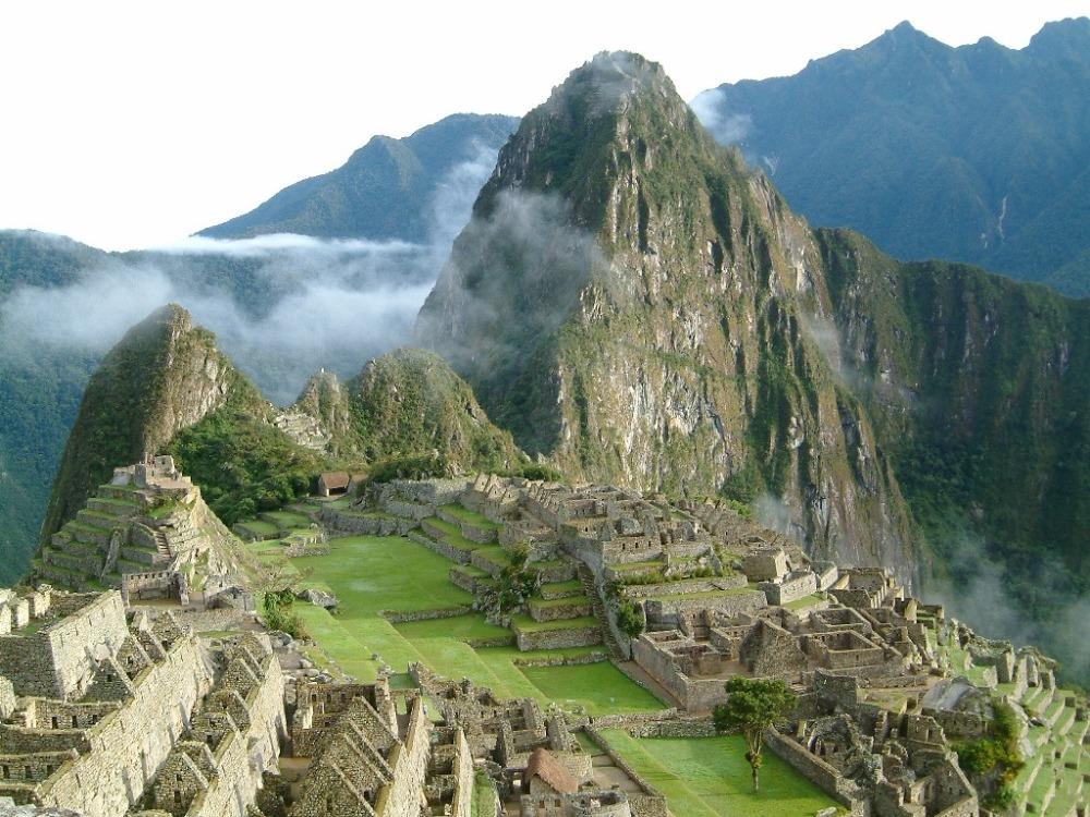 Sistemas Hidráulicos Pre Incas e Incas (5/6)