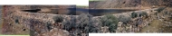 Carhuacocha lagoon, the bottom is pre Inca origin....
