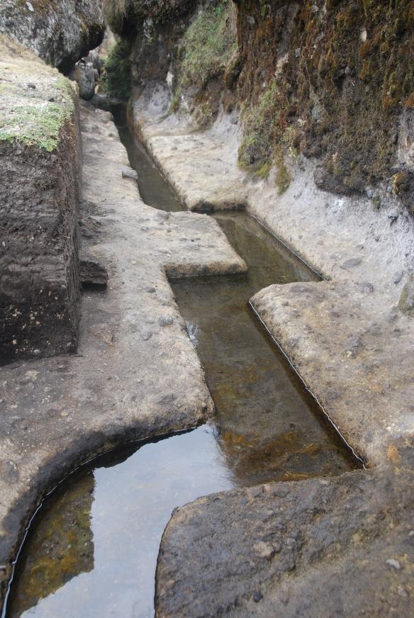 Canal Cumbemayo,