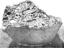 Lado este: Reproducción y reconstrucción de Pedro Rojas Ponce