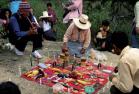 07 Peregrinación a la santísima Cruz del Cerro Encanto Chalpon - Lambayeque donde los campesinos de las comunidades de