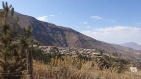 Centro Poblado Santiago de Tunas