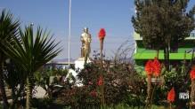 Estatua a uno de los hijos más ilustres de Huarochiri, Julio C. Tello