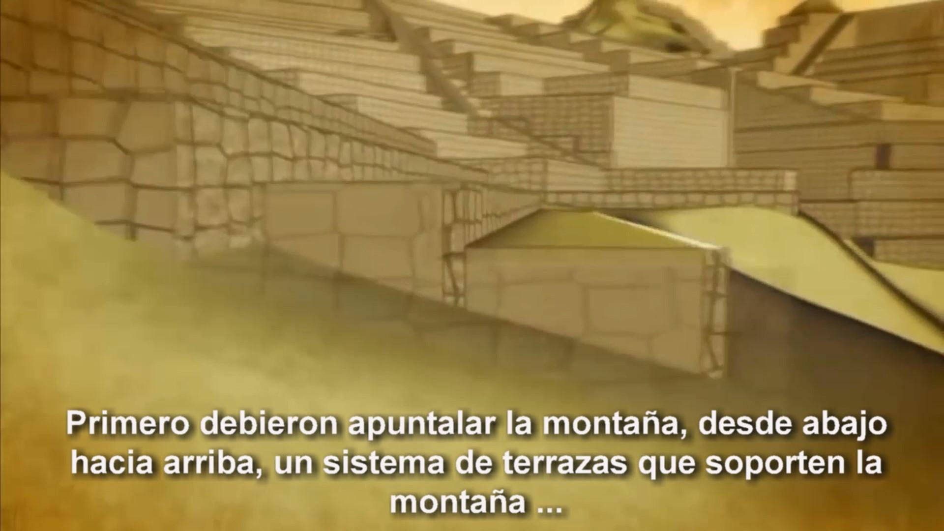 Machu Picchu Ejemplo De Ingenieria Agricola Hidraulica Inca