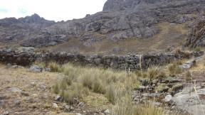 Muro de la Presa Ricococha 2