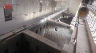 Conjunto de tres habitaciones en el Qoricancha Inca...