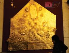 Altar mayor del Qoricancha