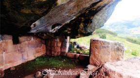 Templo inca en la Huaca Salaqaqa