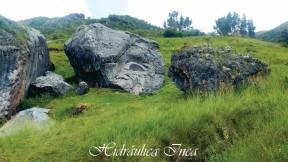 Killarumiyoq, huaca sagrada donde se aprecia desde lejos un hermoso tallado...