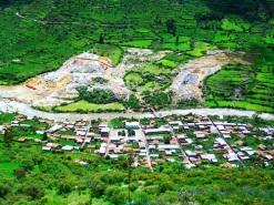 Baños termales de Mayobamba