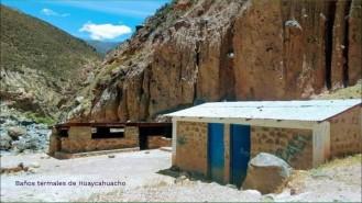 Baños termales de Huaycahuacho